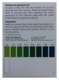 pH - meetstrips zuurgraad, zuur - / base- balans 100 stuks_9