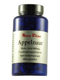 Appelzuur Nova Vitae (Malic Acid 800 mg)
