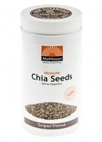 Chia seeds / zaden superfood, Mattisson 1000 gram BIO