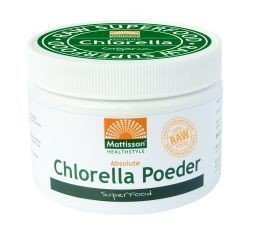 Absolute Chlorella Mattisson poeder 125 gram