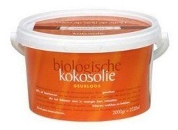Kokosolie,  Omega & More bio geurloos  2200 ml