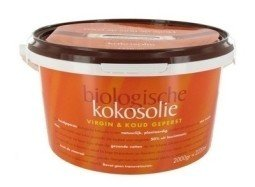 Kokosolie, extra virgin koud geperst Omega & More bio 2200 ml