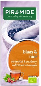 Biologische thee Blaas en Nier Piramide