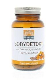 BodyDetox 1 Mattisson 60 capsules