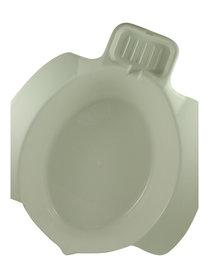 Bidet - plastic, voor op toilet, geschikt voor wrijfzitbad