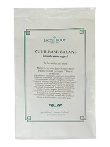 Zuur base balans thee JH