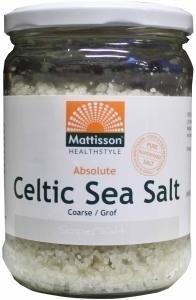 Keltisch zeezout Mattisson 400 gram
