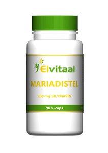 Mariadistel capsules Elvitaal 90 stuks