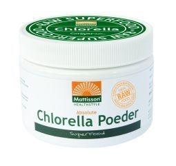 Chlorella poeder Mattisson