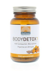 Body detox 1 Mattisson